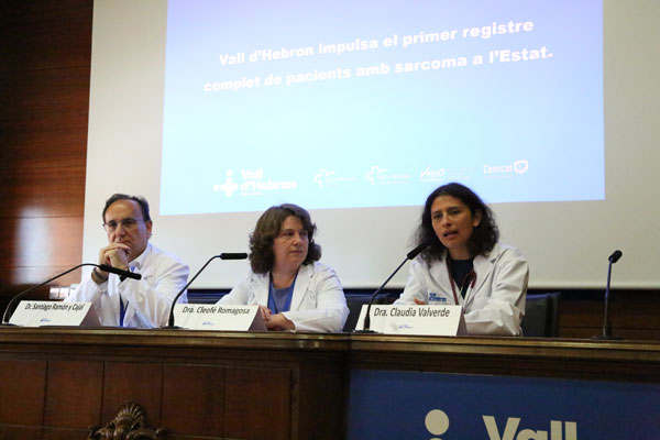 vall-dhebron-impulsa-el-primer-registro-completo-de-pacientes-con-sarcoma-del-estado