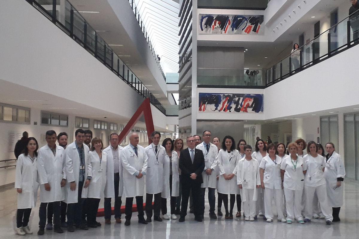 el-servicio-de-oncologia-del-huca-recibe-la-maxima-certificacion-de