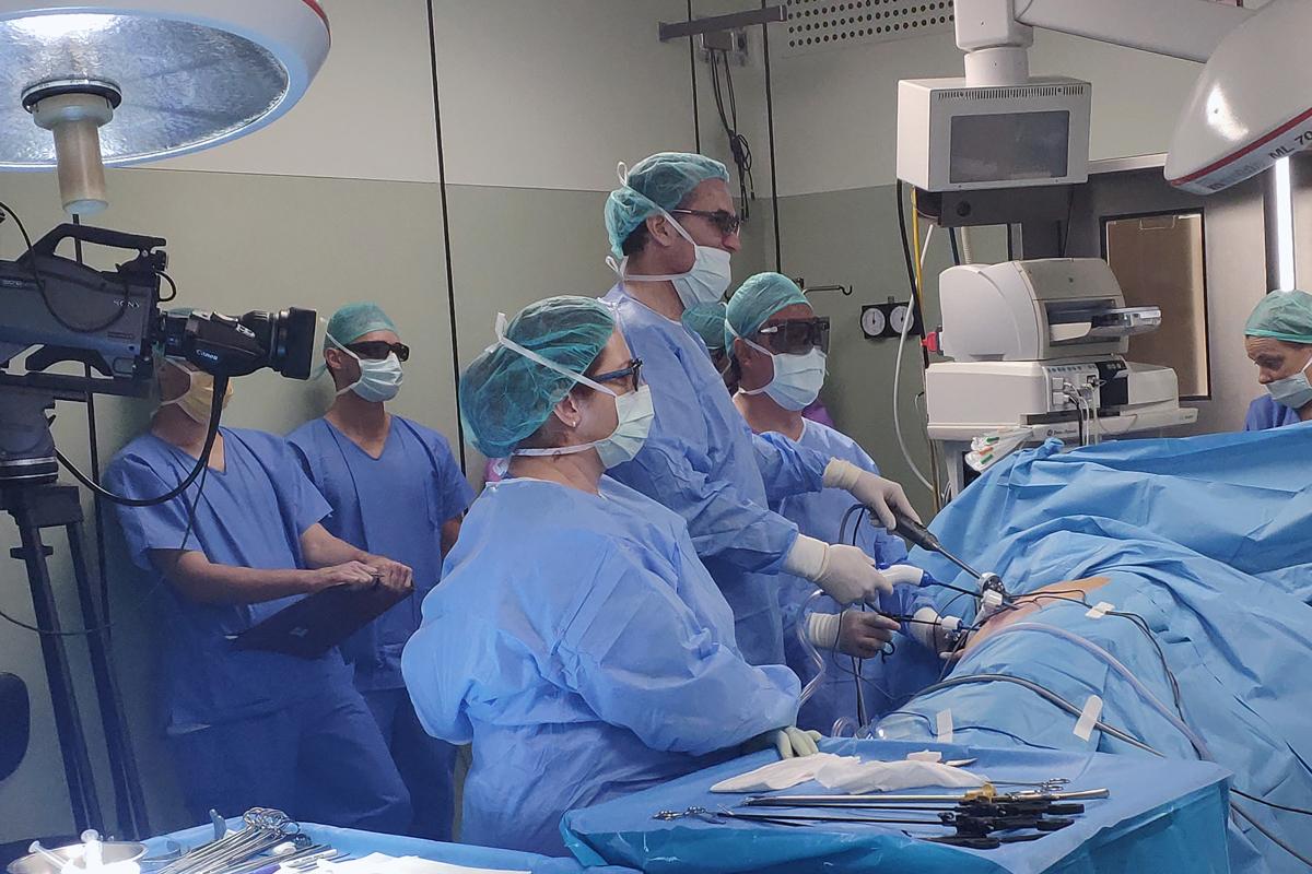 Urología y apoyo psicológico después de la cirugía de próstata.