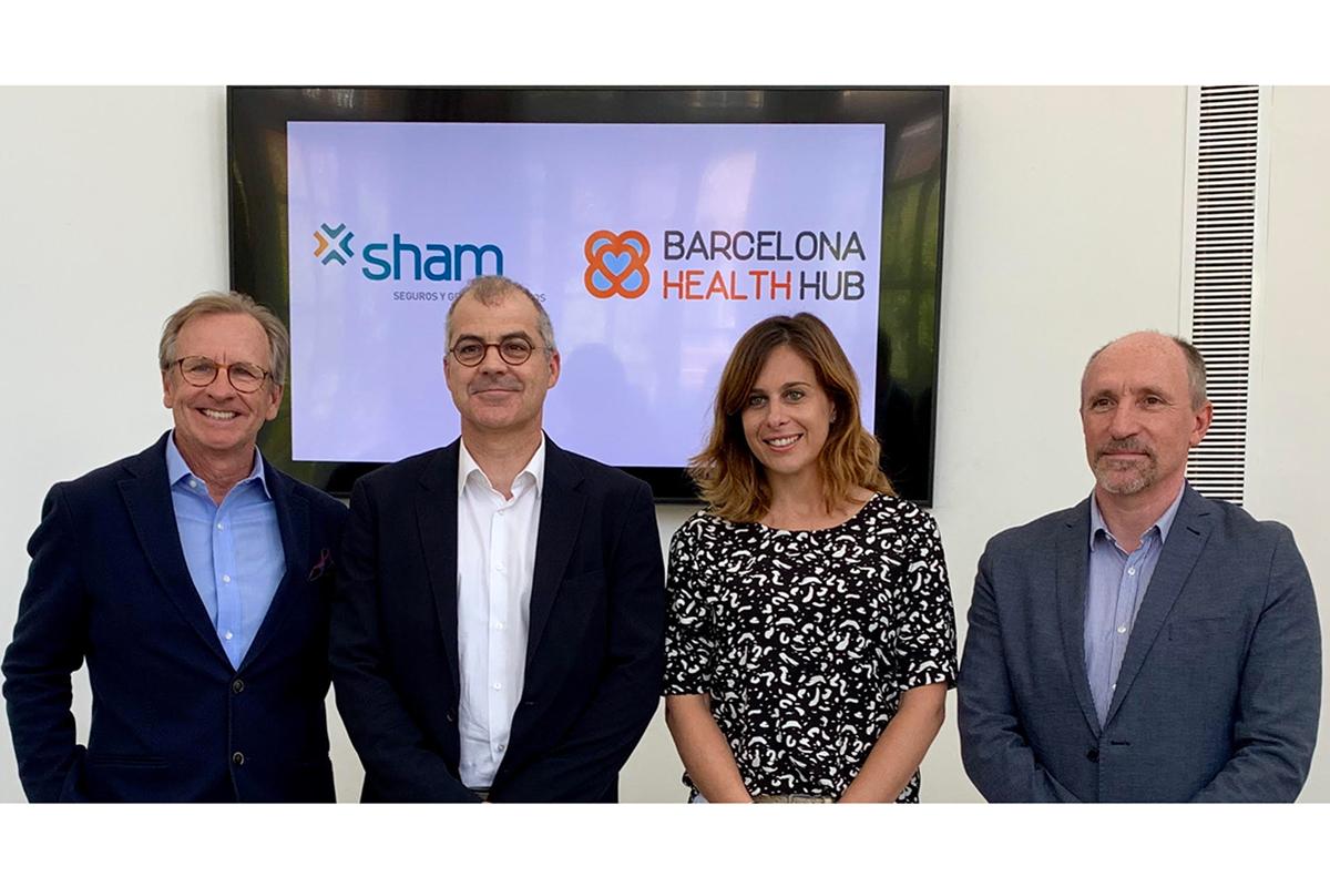 sham-y-barcelona-health-hub-potenciaran-la-innovacion-y-la-transform