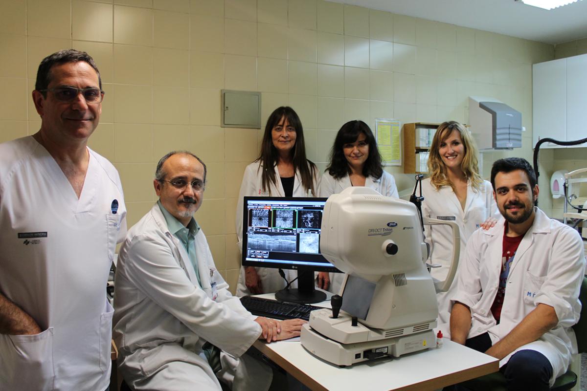el-servicio-de-oftalmologia-del-hospital-clinico-de-valencia-atiende