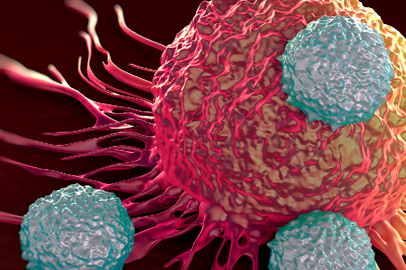 cáncer de próstata con valor 800