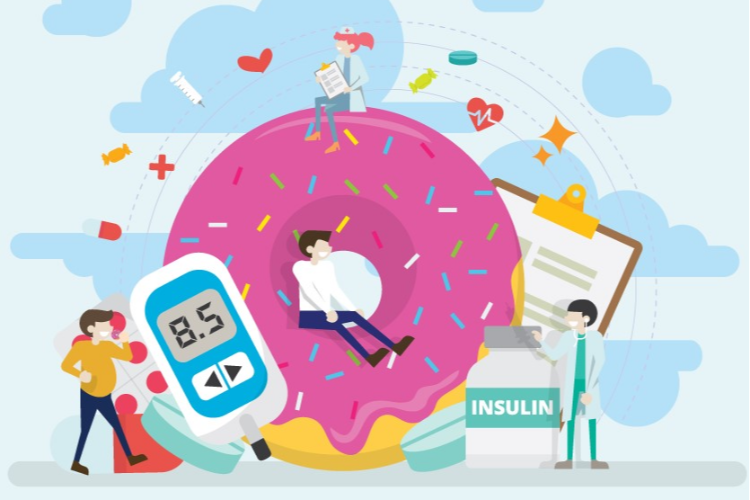 ¿Quién tiene más probabilidades de tener diabetes tipo 2?