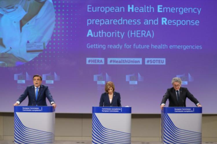 la-comision-europea-da-luz-verde-a-la-nueva-autoridad-europea-de-preparacion-y-respuesta-ante-emergencias-sanitarias
