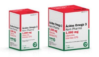 acidos omega 3 de kern pharma