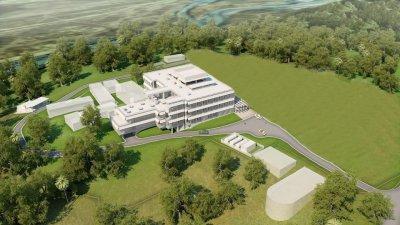 abantia y cots y claret construyen un nuevo hospital en hait