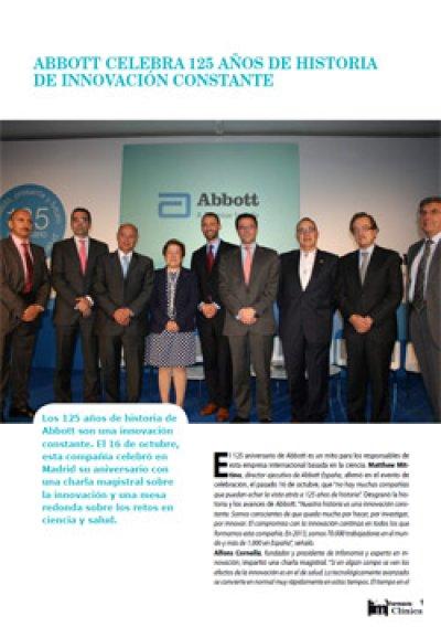 abbott celebra 125 aos de historia de innovacin constante
