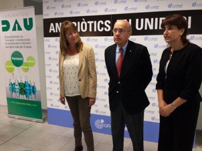 onedose pharma muestra las ventajas de la unidosis a las autoridades sanitarias de catalua