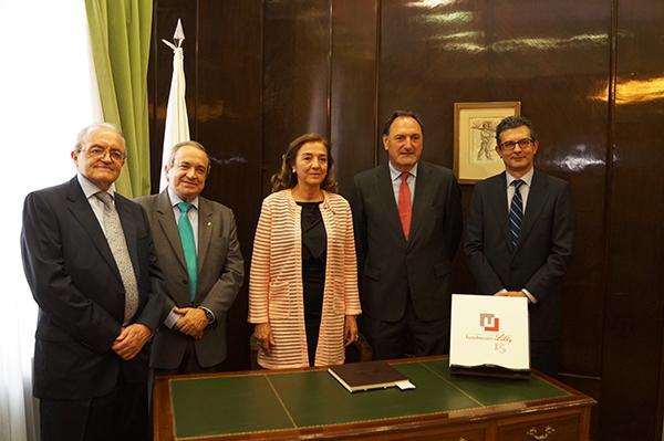 la lucha contra la obesidad infantil protagoniza la entrega del premio lilly de investigacioacuten biomeacutedica cliacutenica