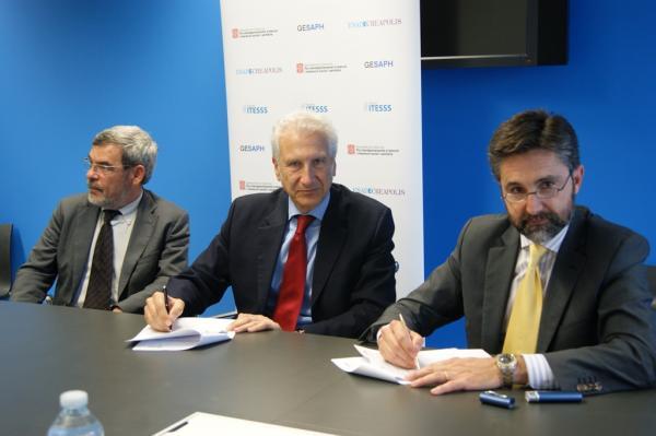 acuerdo entre msd y esadecreapolis para desarrollar un sistema integrado sociosanitario