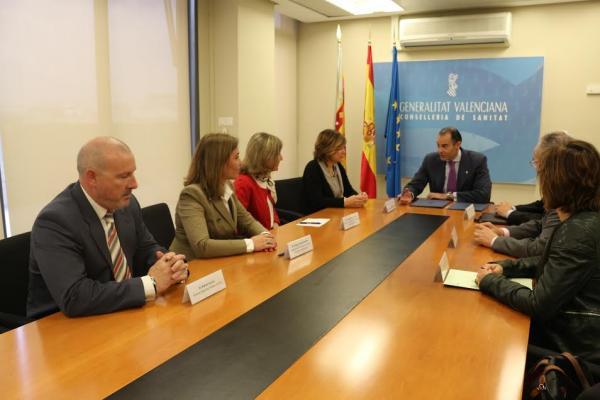 acuerdo entre novartis y la conselleria de sanidad de la generalitat valenciana para mejorar la atencion a la cronicidad