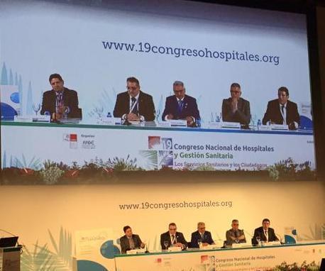 los agentes del sector sanitario reclaman un gran pacto por la sanidad para garantizar la sostenibilidad del sistema