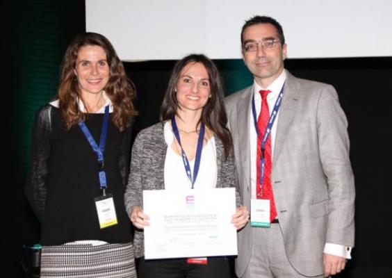 alcon hace entrega de sus premios a la excelencia investigadora en glaucoma