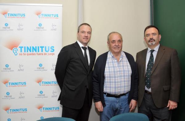 el tinnitus afecta a 450000 personas en euskadi