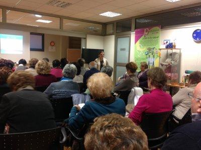 la asociacion parkinson asturias organiza un taller sobre la importancia del sueno
