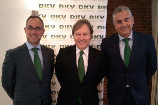 dkv aumenta un 6 la facturacioacuten en el ramo de asistencia sanitaria