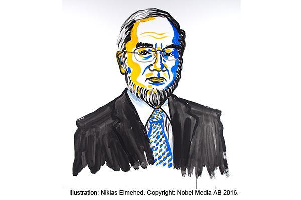 la autofagia celular de ohsumi premio nobel de medicina 2016