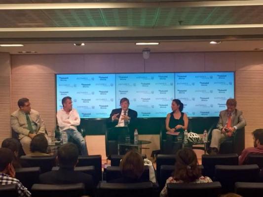 barcelona acoge una jornada organizada por antares consulting para emprendedores e inversores del sector salud