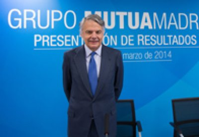beneficio neto de 196 millones de euros en 2013 para mutua madrilea