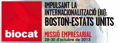 biocat y sus socios europeos de bioxclusters preparan una mision empresarial en boston
