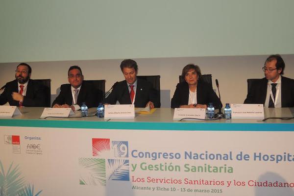 los biosimilares centran la primera jornada del congreso nacional de hospitales y gestin sanitaria