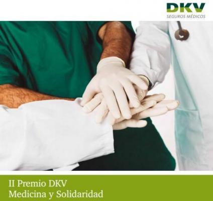mas de 400 candidaturas para el ii premio dkv medicina y solidaridad
