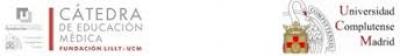 la ctedra de educacin mdica fundacin lilly ucm 2014 otorga sus premios