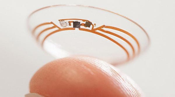 maacutes cerca de las primeras lentes de contacto inteligentes