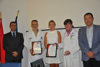 dos certificaciones de calidad para el servicio de cardiologia del hospital de alcoi