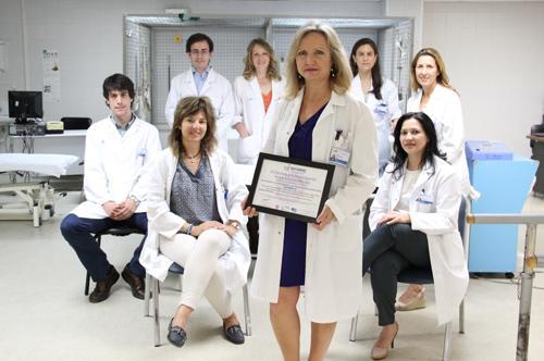 el clinico san carlos usa una nueva tecnica para tratar las secuelas por los tratamientos de cancer de mama