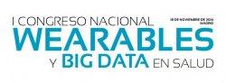 i congreso nacional de wearables y big data en madrid
