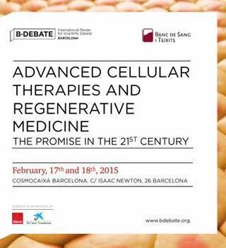 cosmocaixa acoge a los mejores expertos en terapias celulares avanzadas