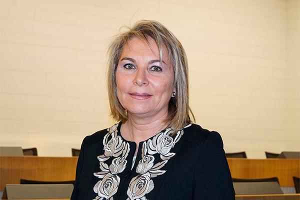 cristina contel sale reelegida como vicepresidenta primera de la unioacuten europea de hospitalizacioacuten privada