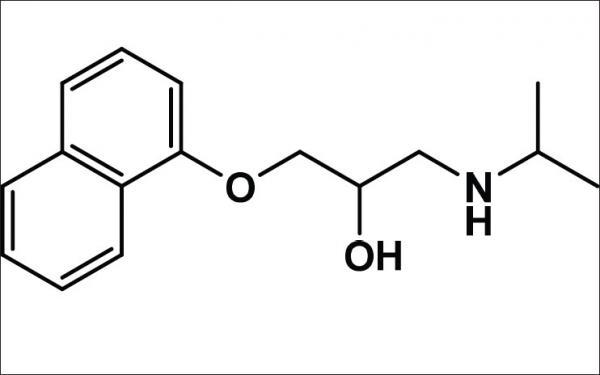 descubren una nueva propiedad teraputica del propranolol