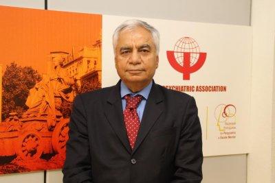 el doctor dinesh bhugra elegido nuevo presidente de la asociacin mundial de psiquiatra