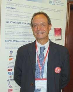 el doctor jose moraleda elegido nuevo presidente de la sociedad espanola de hematologia y hemoterapia sehh