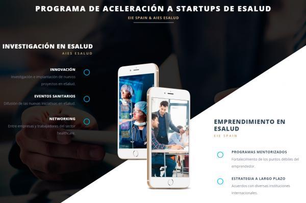 ehealth startup program el primer programa de aceleracioacuten de startups en esalud