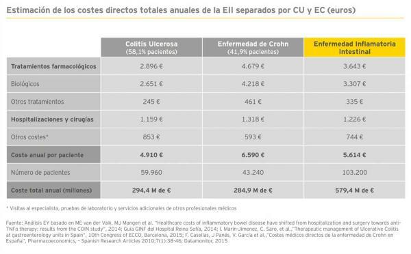 la-enfermedad-inflamatoria-intestinal-genera-un-coste-economico-en-espana-de-1083-millones-de-euros-anuales