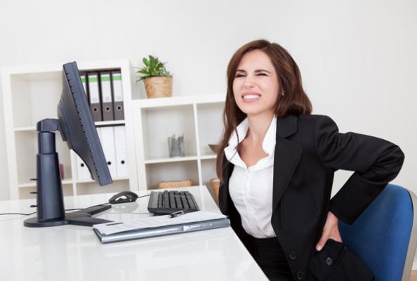 el estreacutes laboral puede ser la causa de su enfermedad