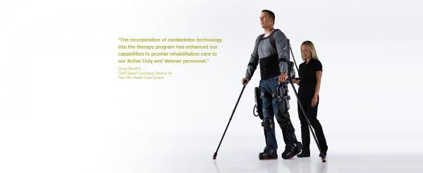 exoesqueletos portab