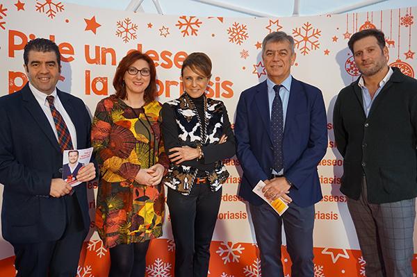 la farmacia protagonista de la iniciativa de accioacuten psoriasis y lilly para reducir el estigma de los pacientes