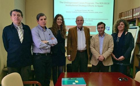 feder el instituto de salud carlos iii y el iier se unen para garantizar el registro nacional de enfermedades raras