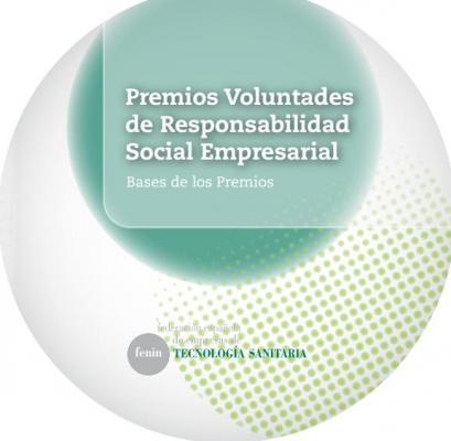 fenin abre el plazo de presentacion de candidaturas a la iv edicion de los premios voluntades rse