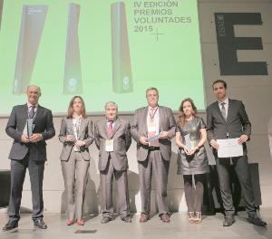fenin entrega sus premios voluntades rse 2015
