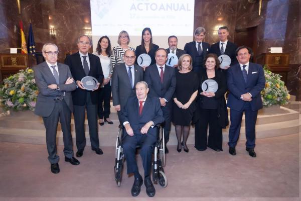 fenin hace entrega de sus premios fundacioacuten tecnologiacutea y salud 2016