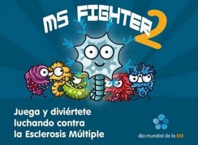 em fighter el juego para apple y android que ayuda a concienciar sobre la esclerosis mltiple