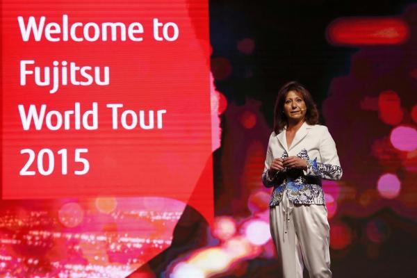 fujitsu muestra las innovaciones que transforman la sanidad en su world tour 2015