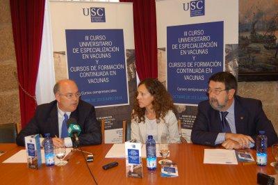 galicia apuesta por la formacion de sus profesionales sanitarios en vacunas