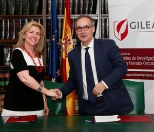 gilead y el isciii ponen en marcha la iii edicioacuten del fellowship program para potenciar la investigacioacuten en vih hepatitis y hematooncologiacutea