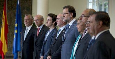 el gobierno firma el pacto por la sostenibilidad y la calidad del sns
